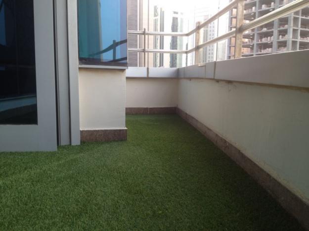 Royal Grass balcony UAE
