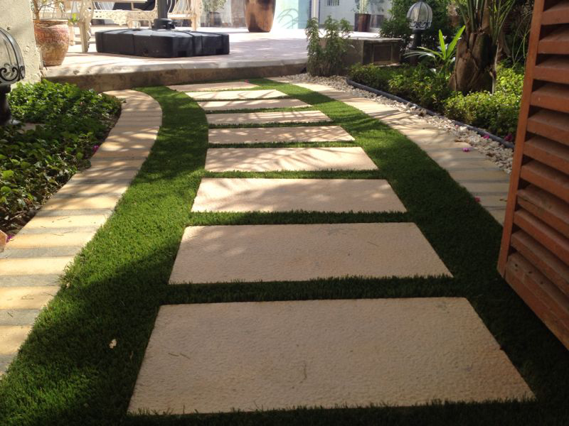 Get Inspired By Artificial Grass In Gardens Public Areas