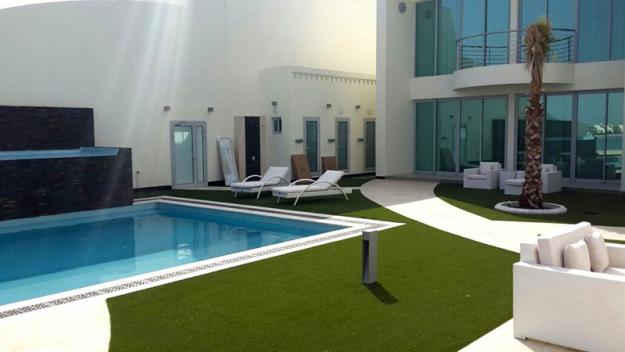 Royal Grass Villa
